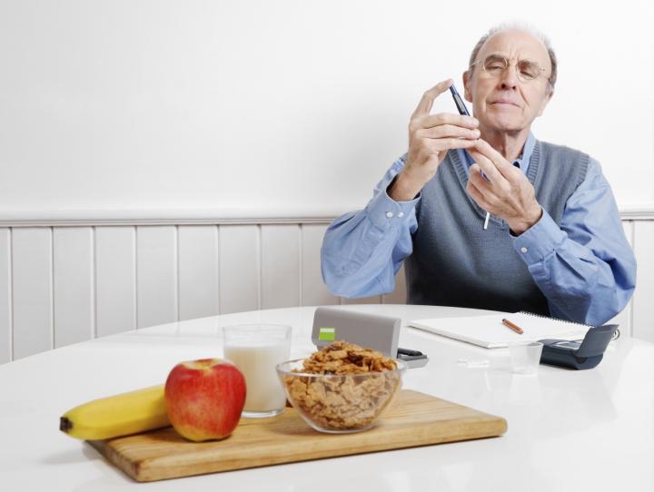 Диета для больных диабетом второго типа